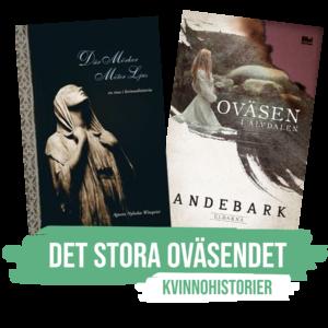 bokmässan, Bokmässan, Kvinnohistorier, Kvinnohistorier